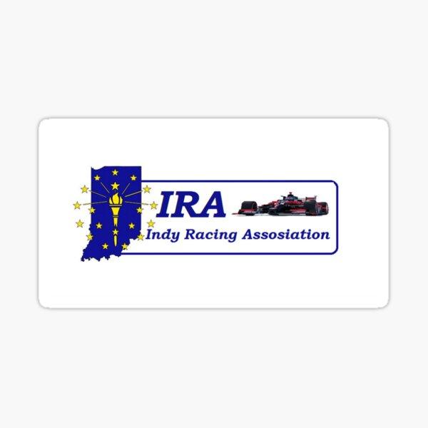 Indy Racing Association Sticker Sticker