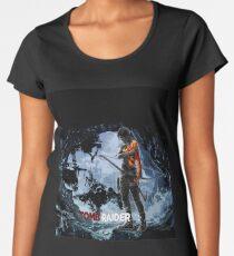 Tomb Raider Women's Premium T-Shirt