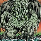 Cthulhu by DominicBlack