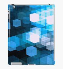 Sci-fi or technology fractal pattern iPad Case/Skin