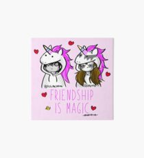 Friendship is Magic - End Ship Wars Now Art Board