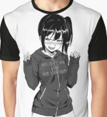 Anime girl Graphic T-Shirt