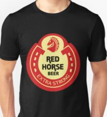 red horse beer uk T-Shirt