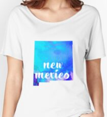 NM - Watercolor  Women's Relaxed Fit T-Shirt