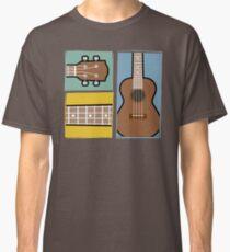 Pop Art Uke Classic T-Shirt