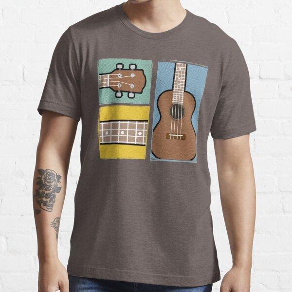 Pop Art Uke Essential T-Shirt