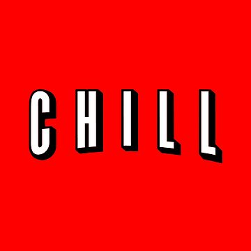 Netflix and Chill - Chill Parody Logo by OsteoporosisGFX