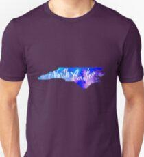 North Carolina - Watercolor T-Shirt