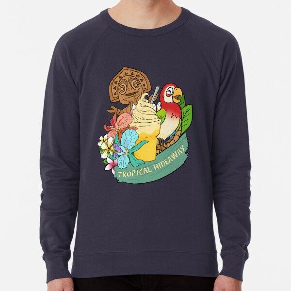 Tropical Hideaway Lightweight Sweatshirt