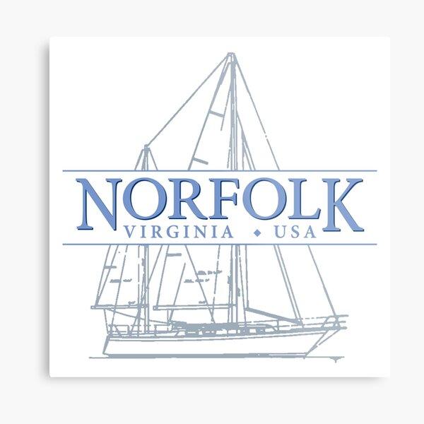 Norfolk Virginia Metal Print