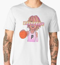 Lil Pump esskeetit | box logo Men's Premium T-Shirt