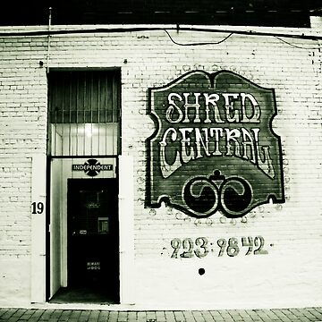 *Shred Central* by lambj