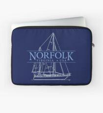 Norfolk Virginia Laptop Sleeve