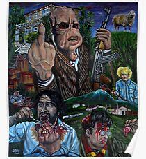 Bad Taste (Peter Jackson) Poster