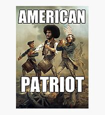 COLIN KAEPERKNICK - AMERICAN PATRIOT Photographic Print