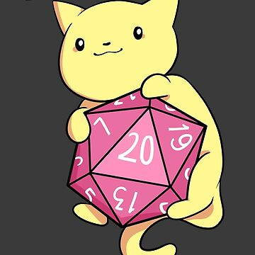 Charisma Check D&D Cat by Shippery