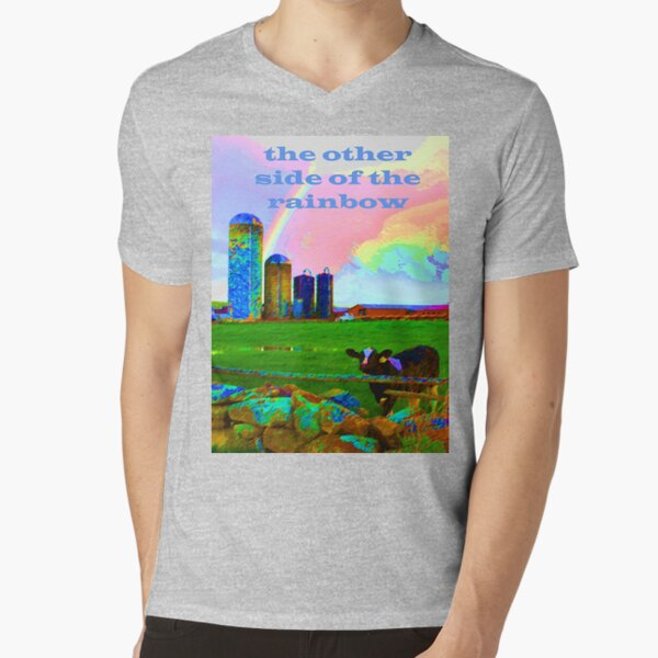 the other side of the rainbow V-Neck T-Shirt