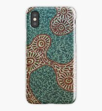 Flow and Pop Pattern iPhone Case/Skin