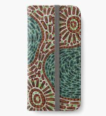 Flow and Pop Pattern iPhone Wallet/Case/Skin