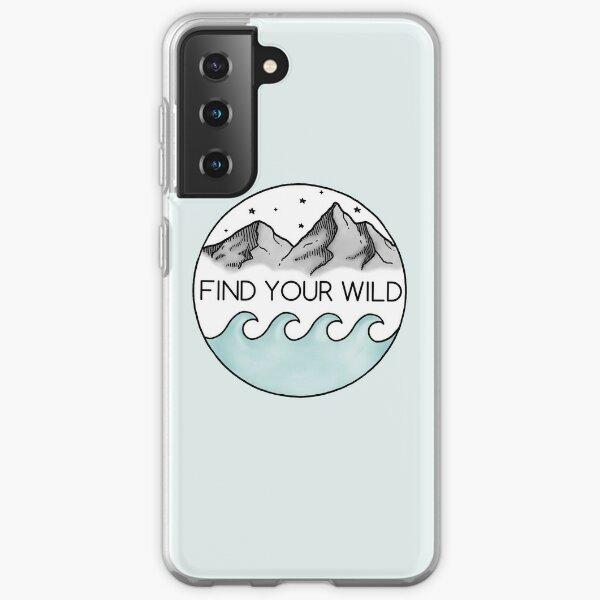 Find Your Wild Samsung Galaxy Soft Case