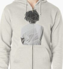 J. Cole - For Your Eyez Only Zipped Hoodie