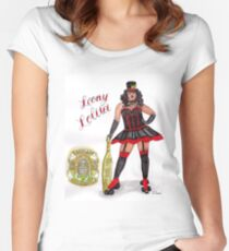 Loony Lolita Women's Fitted Scoop T-Shirt
