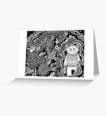 Norwood Greeting Card