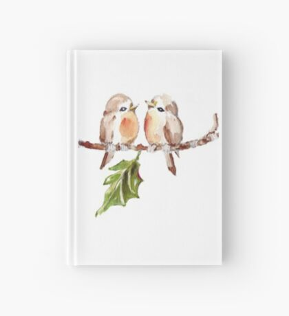 Two Little Birds 1 Hardcover Journal