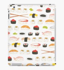 Sweet Sushi Pattern iPad Case/Skin