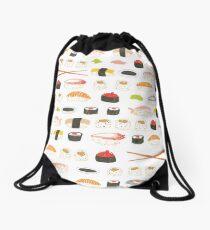 Sweet Sushi Pattern Drawstring Bag