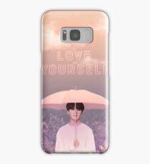 Love Yourself - Jimin Samsung Galaxy Case/Skin