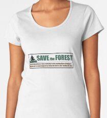 Save Fangorn Women's Premium T-Shirt