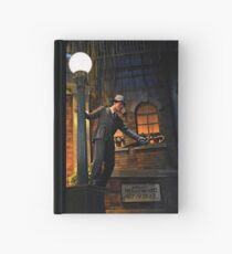 Just Singin' In The Rain~ Hardcover Journal