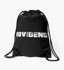 Providence, Rhode Island Drawstring Bag