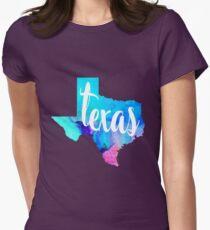 Texas - Watercolor T-Shirt