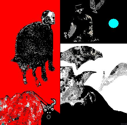 those red red hills of home, bah ba black sheep got any lately - without tassel 2 by mhkantor