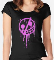 Donquixote Jolly Roger Women's Fitted Scoop T-Shirt