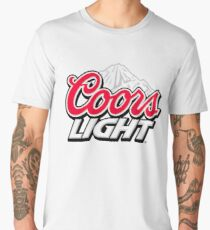 Coors Light Men's Premium T-Shirt