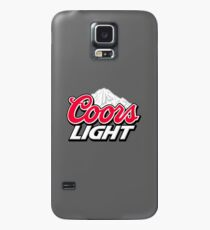 Coors Light Case/Skin For Samsung Galaxy