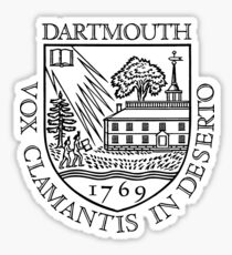 Dartmouth Sticker