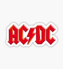 AC/DC!  Sticker