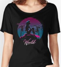 Part Of Your World Women's Relaxed Fit T-Shirt
