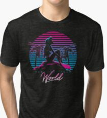 Part Of Your World Tri-blend T-Shirt