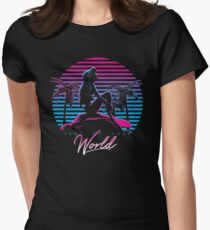 Part Of Your World Women's Fitted T-Shirt
