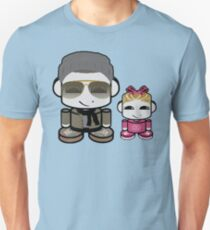 Mr. Boutit & Lil O'BOT Toy Robot Unisex T-Shirt