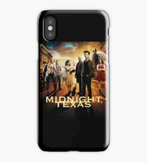 Midnight Texas iPhone Case/Skin