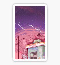 JRPG Store Sticker