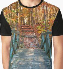 Bridge to Fall Graphic T-Shirt