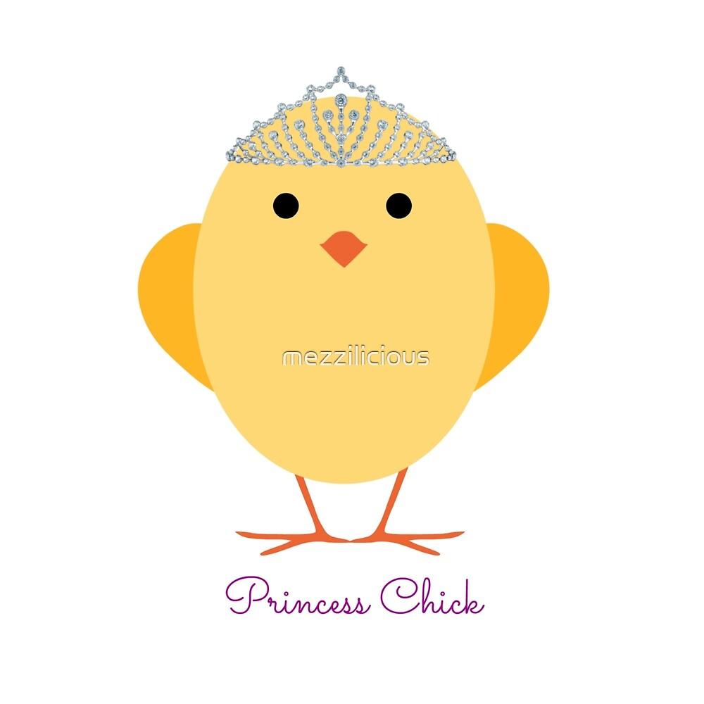 Princess Chick by mezzilicious