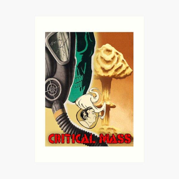Critical Mass Art Print